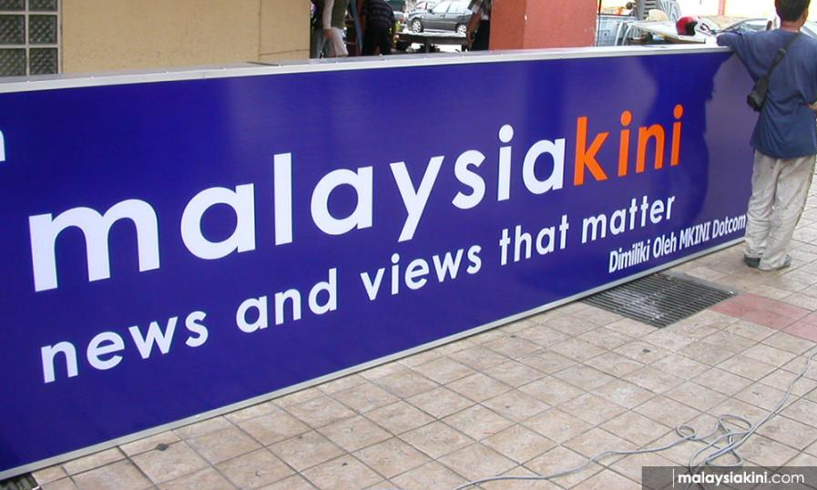 AG cites Mkini over readers'contempt
