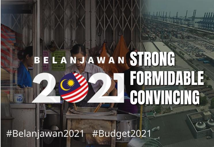 Budget 2021: Strong, formidable and convincing